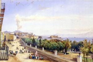 View of the Riviera di Kiaya