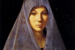 Антонелло да Мессина. Благовещенье