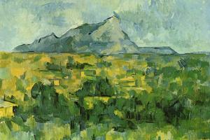 Гора Сент-Виктуар (Гора святой Виктории)