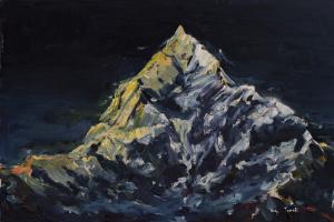 Igor Alexandrovich Tomski. Everest