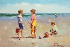 Дети и море. N4