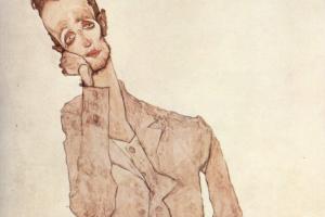 Эгон Шиле. Портрет Карла Заковсека