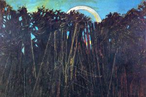 Embalmed forest