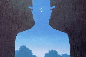 Rene Magritte. A friend of order