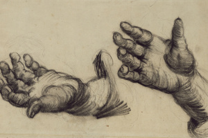 Винсент Ван Гог. Две руки