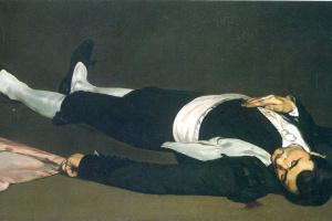 Эдуар Мане. Мертвый тореадор