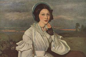 Портрет мадам Шармуа