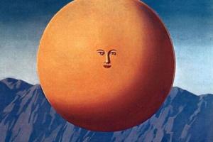 Rene Magritte. The art of living