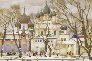 Ростовские соборы