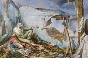 Creation of Wartime III