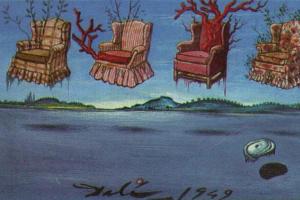 Четыре кресла в небе