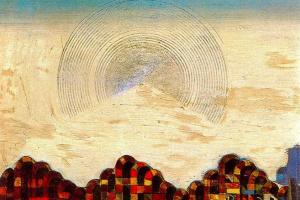 Max Ernst. The Paris dream