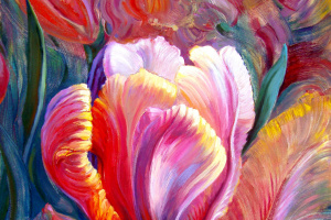 Андрей Середа. Тюльпаны