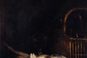 Клод Моне. Натюрморт с фазаном