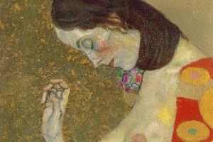 Густав Климт. Надежда II (фрагмент)