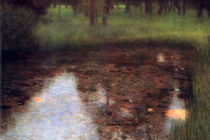 Густав Климт. Болото