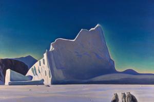 Охотник на тюленей. Северная Гренландия