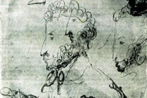 Nikolai Vasilyevich Gogol. Alexander Pushkin
