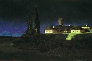 Архип Иванович Куинджи. Украинская ночь