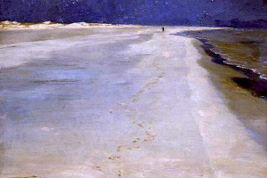 Педер Северин Крёйер. On the South Beach of Skagen