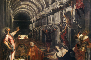 Finding the Relics of the Apostle Mark