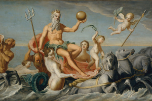John Singleton Copley. The Return Of Neptune