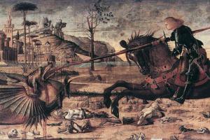 Св. Георгий и дракон