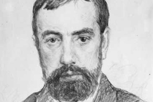 Виктор Михайлович Васнецов. Портрет В. Д. Поленова