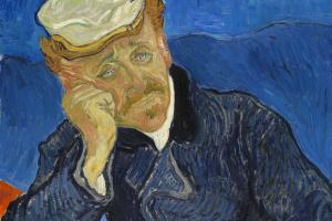 Винсент Ван Гог. Портрет доктора Гаше (вариант)