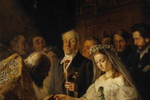 Василий Владимирович Пукирев. Неравный брак