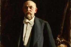 Portrait of Savva Mamontov