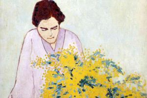 Франсис Пикабиа. Желтый букет