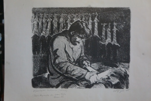Ivan Lvovich Bruni. Fur processing