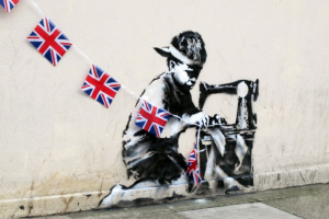 Banksy. Olympic Series 2