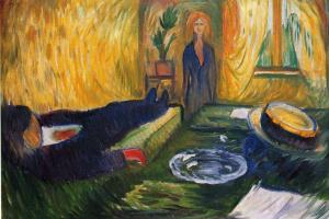 Edvard Munch. Killer