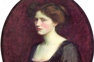 Портрет миссис Чарльз Шрайбер