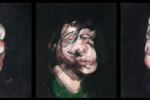 Эскиз для трех голов
