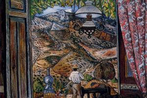 Рафаэль Сабалета. Взгляд через открытую дверь