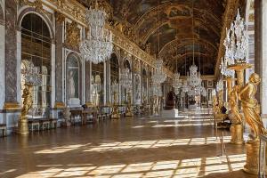Жюль Ардуэн-Мансар. Зеркальная галерея (Версаль)