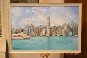 Konstantin Vizgalin. Victoria Cove, Hong Kong