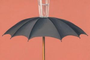 Rene Magritte. Vacation Of Hegel