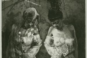 Александр Николаевич Стешенко. Пробуждение куклы. Мастер Кукол 3 лист