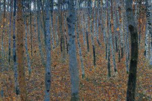 Густав Климт. Буковая роща I