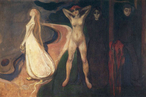 Woman in Three Stages