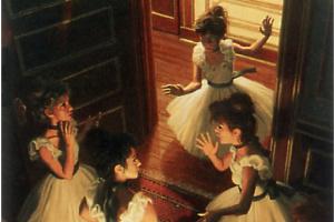 Грег Хильдебрандт. Маленькие танцовщицы