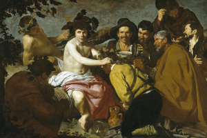 The Triumph Of Bacchus (The Drunkards)