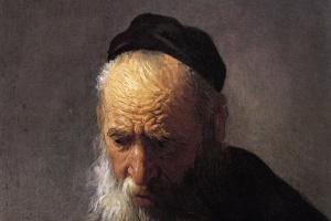 Рембрандт Харменс ван Рейн. Портрет старика