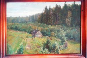 Buchkin Dmitry Petrovich D. Born June 23. Hut on the edge