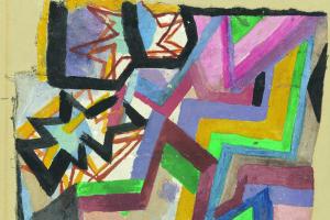 Пауль Клее. Цветные и графические углы