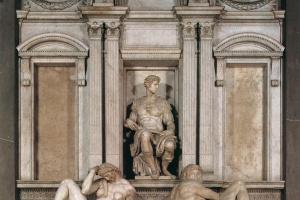 Гробница Джулиано Медичи